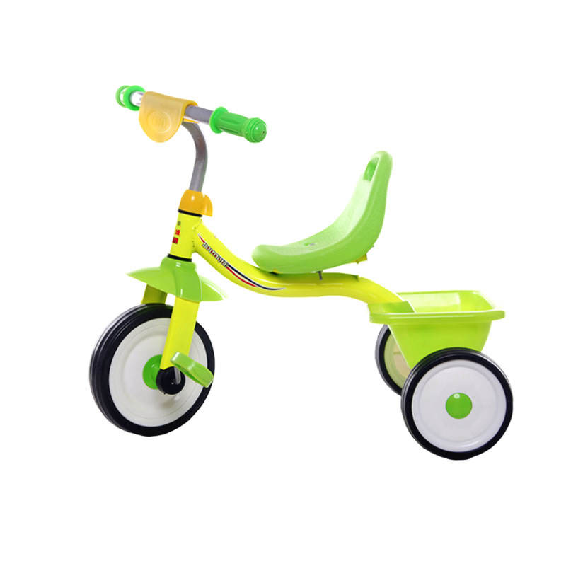 2019 China tricycle supplier children pedal bicycle 3 wheels cheap kids tricycle toys vehicle