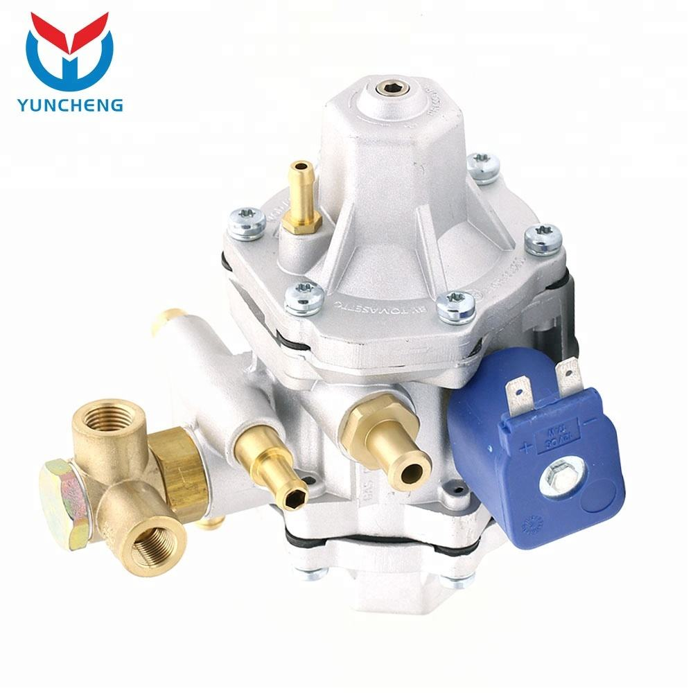 Yuncheng Gas CNG Sequential Regulator
