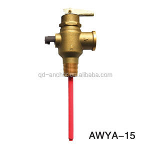 Temperature and Pressure Relief Valves with Water Mark Approval