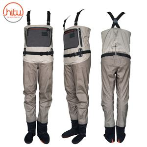Breathable Waterproof Fly Fishing chest Waders