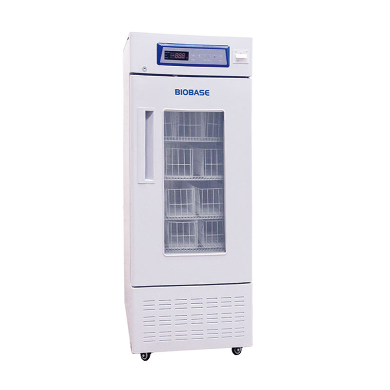 BIOBASE China Hospital medical laboratory refrigerator fridge for blood bank