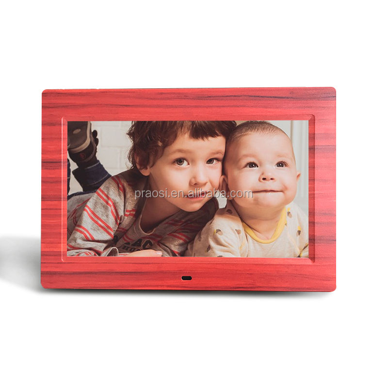 Chinese video free download mp3 mp4 high resolution hd1080p lcd display digital photo frame for advertising display