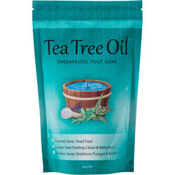 OEM Refreshes Feet and Toenails Tea Tree Oil Foot Soak With Epsom Salt