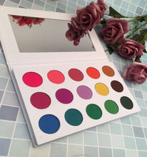High Pigment Cosmetic Makeup Private Label Eye Shadow