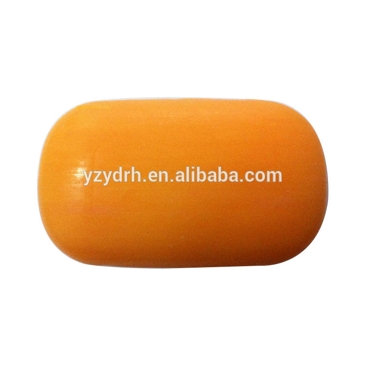 Attractive Color Orange Peel Soap Bar