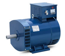 ST single/three phase AC syncoronous 100% Copper Alternator 10KW