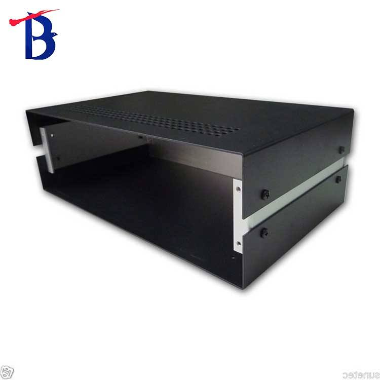 Transmitter Sloped Server Enclosure