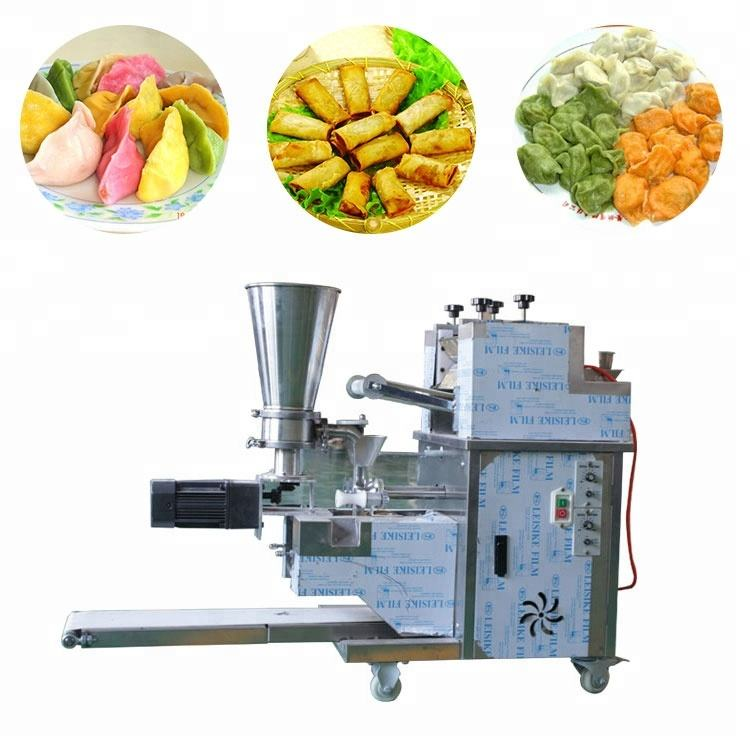 Japanese automatic dumpling making machine momo making equipment from China suppliers
