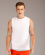 Tank Top Mens Gym Vest Wholesale Breathable Men Slim Fit Muscle Vest Workout Sport Gym Tank Top