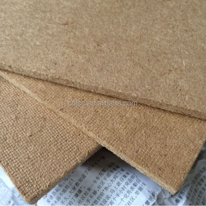 Factory Supply MDF Fiber Board for Wooden Furniture Material Sofa Fiberboard