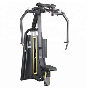 Professionele Body Building Gym Fitness Apparatuur 1002 Pec Deck Fly Machine