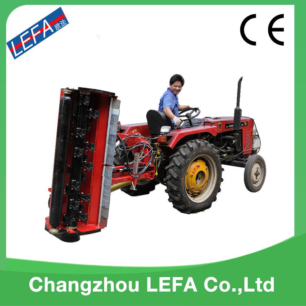 Heavy Duty Lado hover cortadoras para 35-45HP Tractor