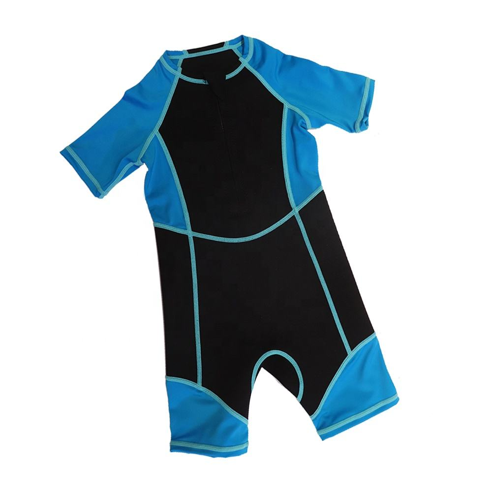 Fashion design colore custom sportswear one pieces costume per i bambini