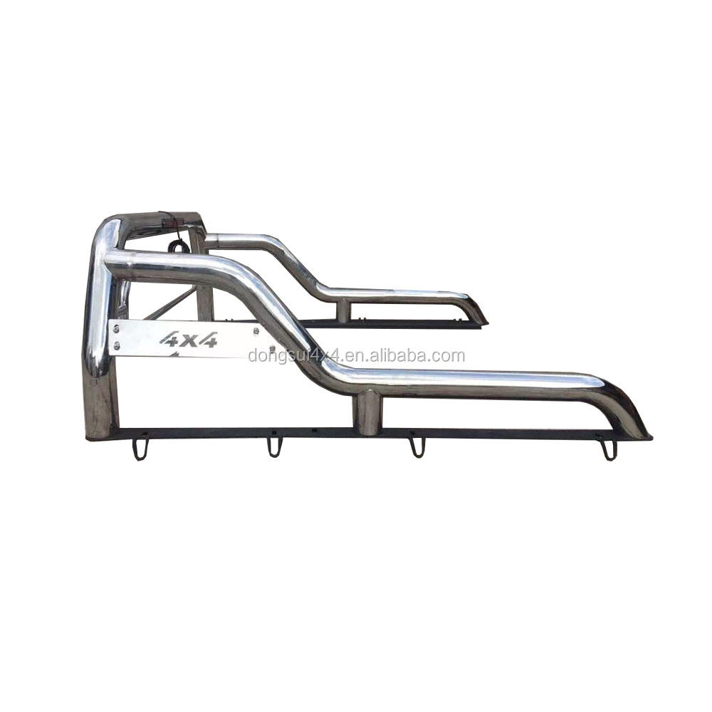 Wholesale Price Pickup Truck 4x4 Rear Roll Bar for Pickup Roll Sport Bar Auto Accessories