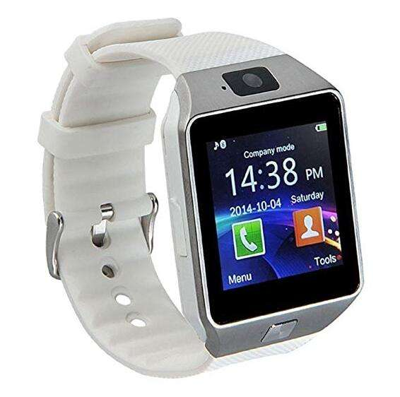 GSM SIM Card watch fitness Bluetooth android Smart Watch With Camera