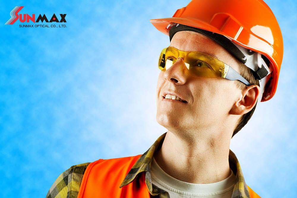 impacto óculos de segurança anti resistente a riscos