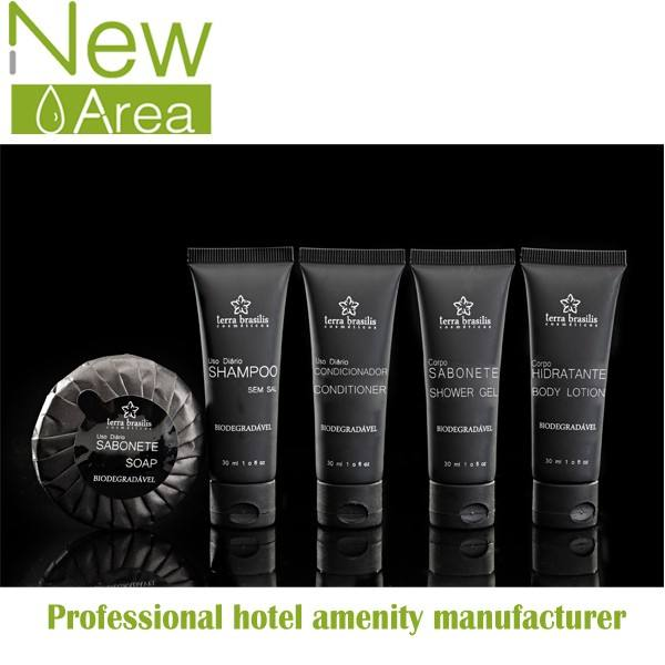 Hot sale luxury soap slipper shampoo toothbrush hotel guest amenities