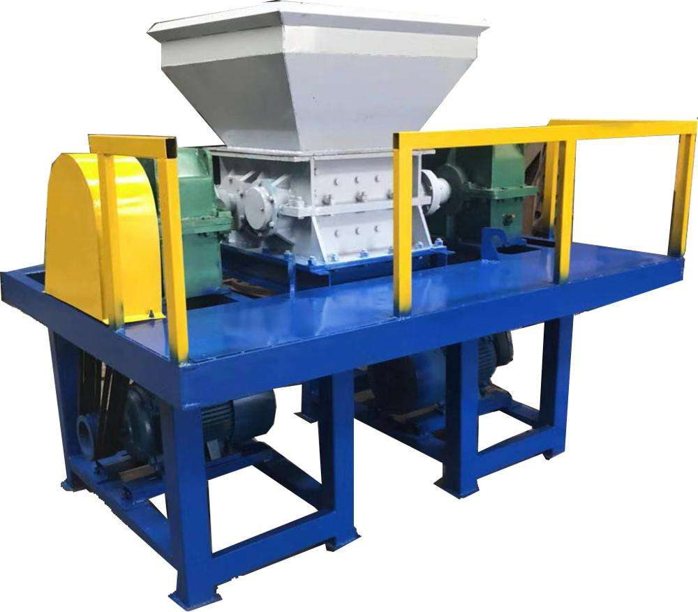 For Manufacturing Plant [ Industrial Shredder ] Industrial Shredder Machine Industrial Plastic Lumps Shredder Recycling Machine/used Metal Shredder For Sale/shred Machine