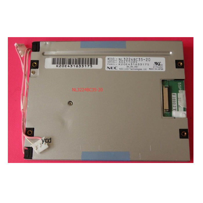 About the new NL6448BC20-35D NEC6.5 inch display panel