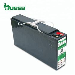 top quality vrla dry gel front terminal battery 12v 150ah