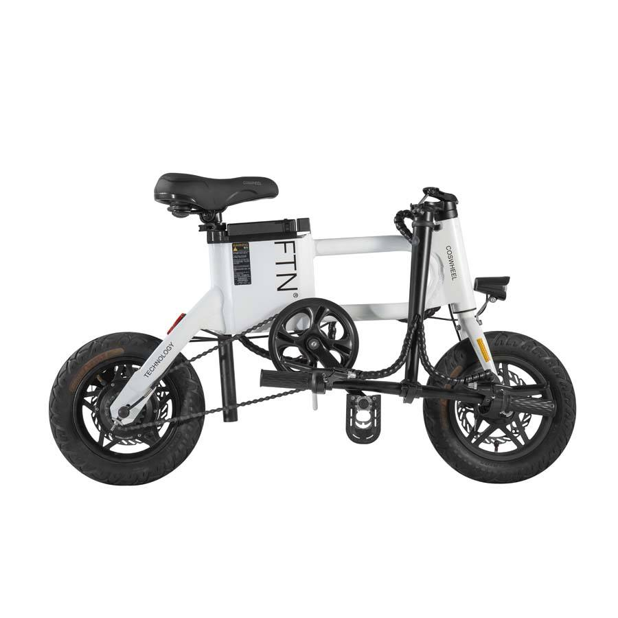 36V 350W 14 Inch tyre 7.5Ah Battery best sale electric bicycle ride safely city mini folding mini ebike