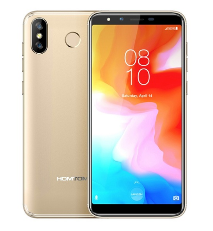 "HOMTOM <span class=keywords><strong>H5</strong></span> 3GB 32GB נייד <span class=keywords><strong>טלפון</strong></span> 3300mAh תשלום מהיר Android8.1 5.7 ""פנים מזהה 13MP מצלמה MT6739 quad Core 4G FDD-LTE Smartphone"