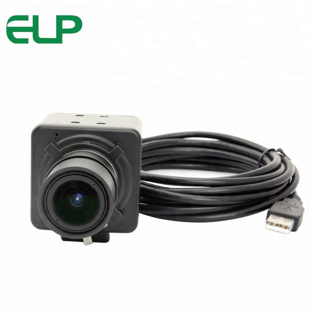 Elp Cctv Usb Camera 2.8-12 Mm Varifocale Cs Lens OV9712 Mjpeg 30fps 1280*720 Mini Case Cmos usb Camera Met 3 M Usb-kabel