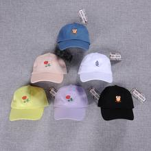 Custom fashion embroidery logo cheap dad hat