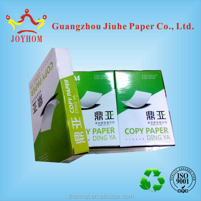Best price 70gsm 297mm* 210mm a4 copy paper export to india