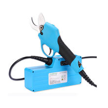 Portable mini  36 v lithium battery electric garden fruit tree pruning shears