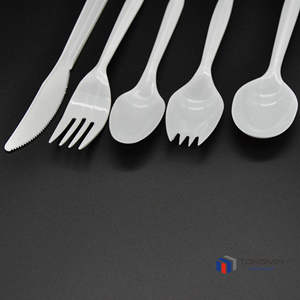 PPMW disposable 2.5g cheap plastic cutlery