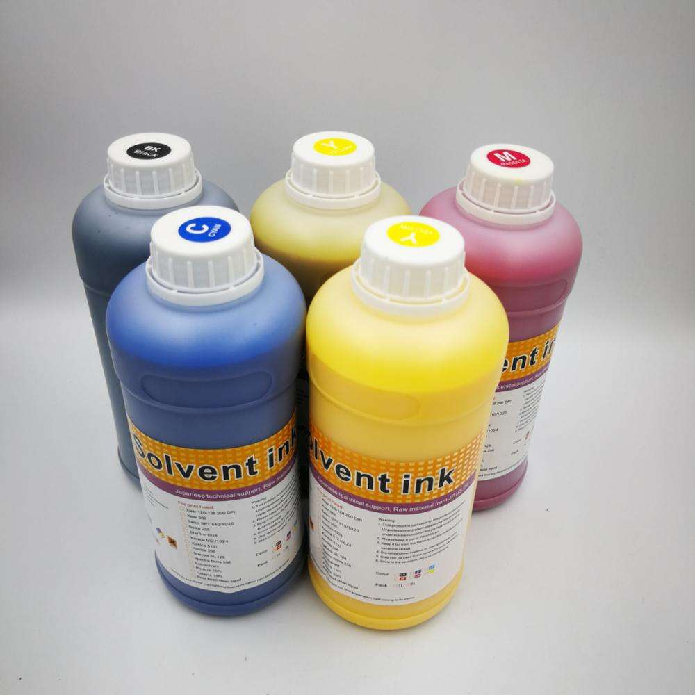 High Quality and competitive price Eco Solvent Ink for Roland/Mutoh/Mimaki for epson dx5/dx7 eco solvent