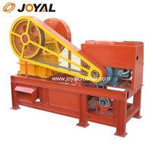 Joyal Professional manufacturer small jaw crusher plants mini stone crusher with Diesel Engine