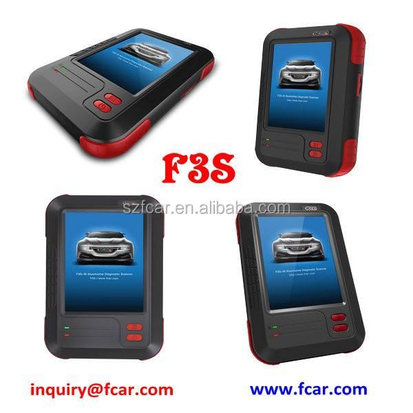 OBD2, Kleine auto wartung, Key programmierung, DPF, Abs auspuff, Srs, Tpms, FCAR F3S-W KFZ-AUSRÜSTUNG