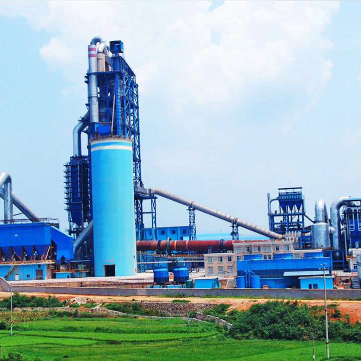 3000TPD Cement production plant Line China Manufacturer price