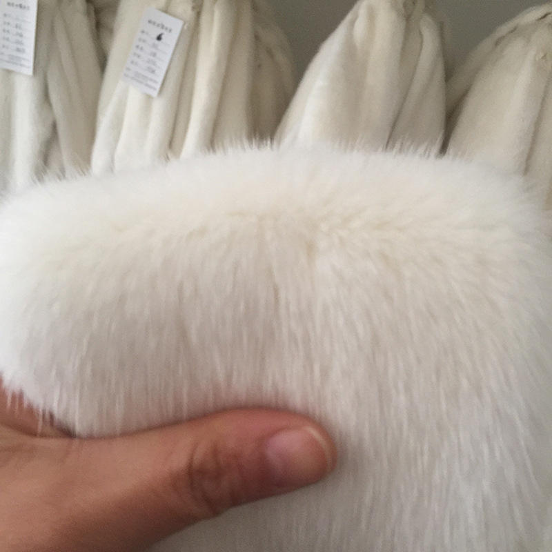 AF-8 factory supply Chinese DIY Dyed colour Dalian male female mink fur skins plate For garment