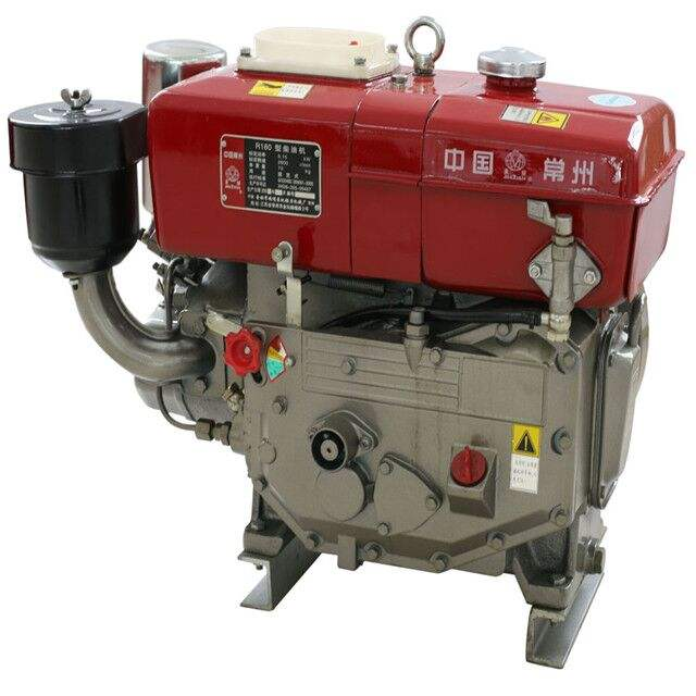 Cheap small horizontal type single cylinder 8Hp diesel engine