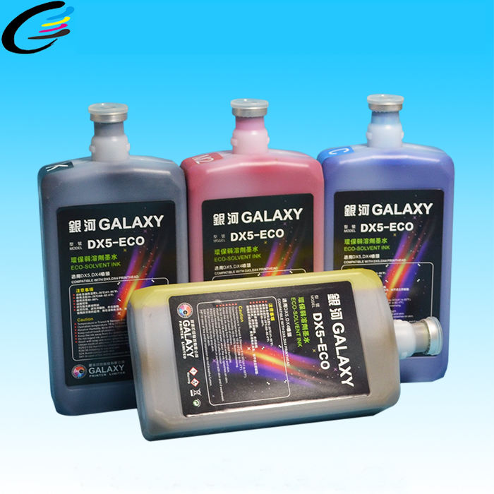 Cheap Price Eco Solvent Ink For Dx5 Dx7 Printhead