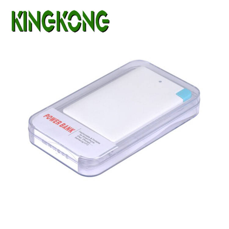 2000mah New Products 5mm Slim Design Mobile Phones Miniso Power Bank 2000mah/2500mah Polymer Battery Power Bank