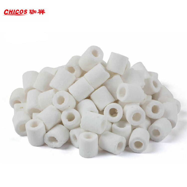 Aquarium Filter Material Aquarium Filter Media Fish Tank Ceramic Bio Rings