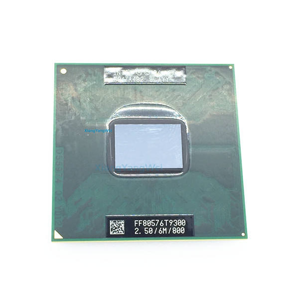 for Intel Core 2 Duo T9300 CPU Laptop processor PGA 478 cpu 100% working properly