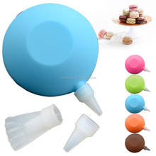 """30 Holes Silicone Pastry Macaron Decorating Pen Baking Mould Sheet Mat macarons Nozzles 48 cavity baking pan bakeware dispenser"