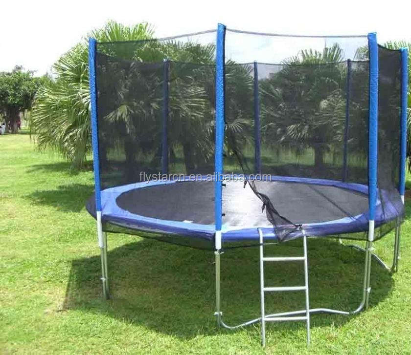Chinese supplier for children game kids equipment commercial mobile bungee trampoline park outdoor