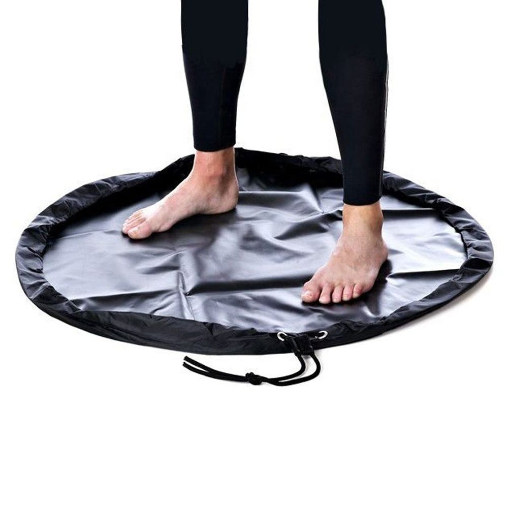 Customized Heavy duty Changing Mat Wetsuit Bag change mats with 75cm Diameter
