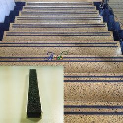 Non Slip Carborundum Strips Insert for Marble Stair Step