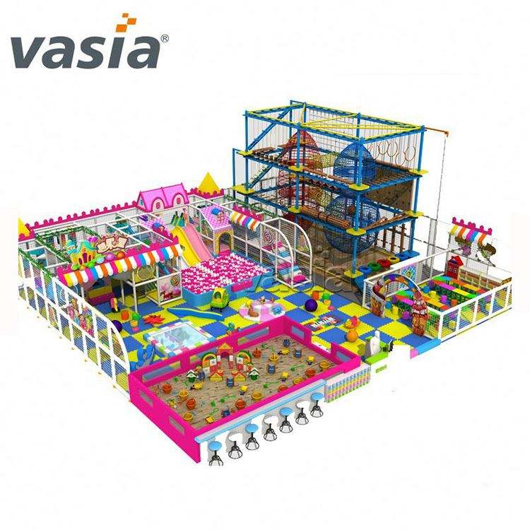 Used commercial portable children soft playground commercial soft play equipment kids indoor playground equipment for sale