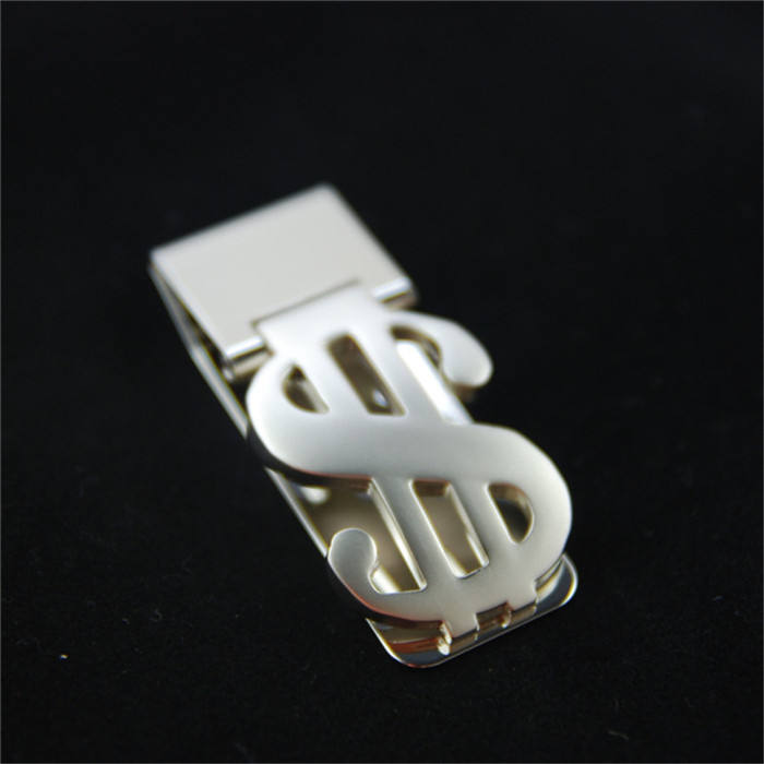 good quality stainless steel us dollar money clip wholesale