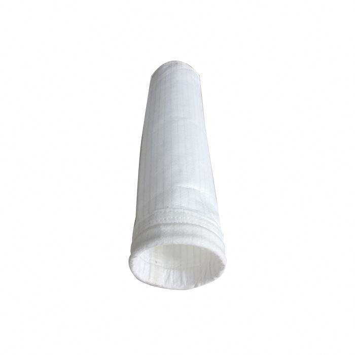 Industrial dust collecting system use Polyester filter bag for dust collector