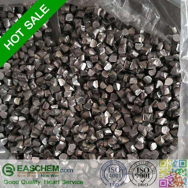 Factory Supply Cas No 7429-90-5 Aluminium Pellet with formula Al used for casting surface finish processing