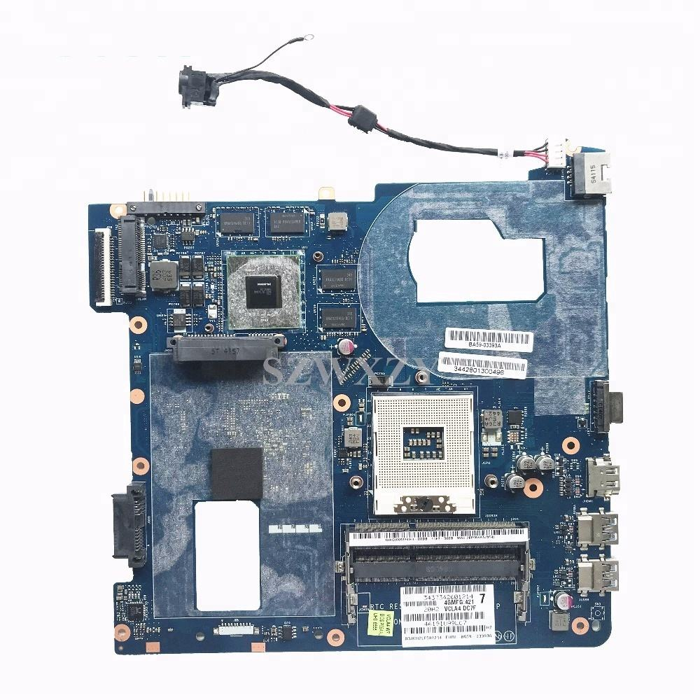 For SAMSUNG NP350V5C Laptop Motherboard BA59-03393A LA-8861P HD7600M Series/1GB